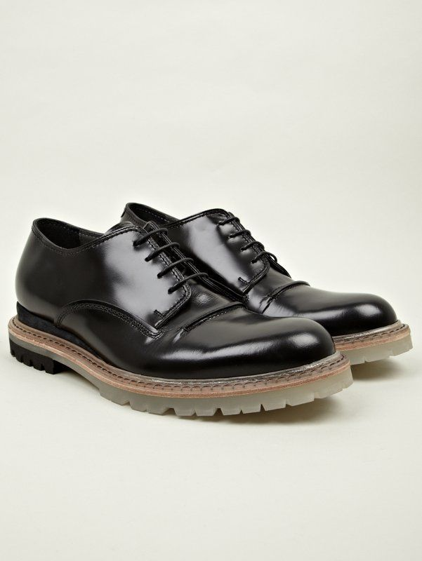 mens chunky soled shoes