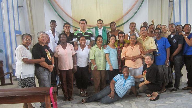 α JESUS NUESTRO SALVADOR Ω: Ministerio de Lectores Parroquia San José Obrero E...