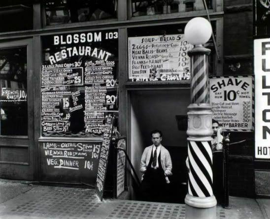 Barber Pole History