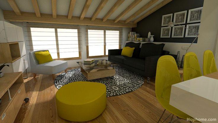 1000 images about vivienda arquitectura on pinterest - Casas con buhardilla ...