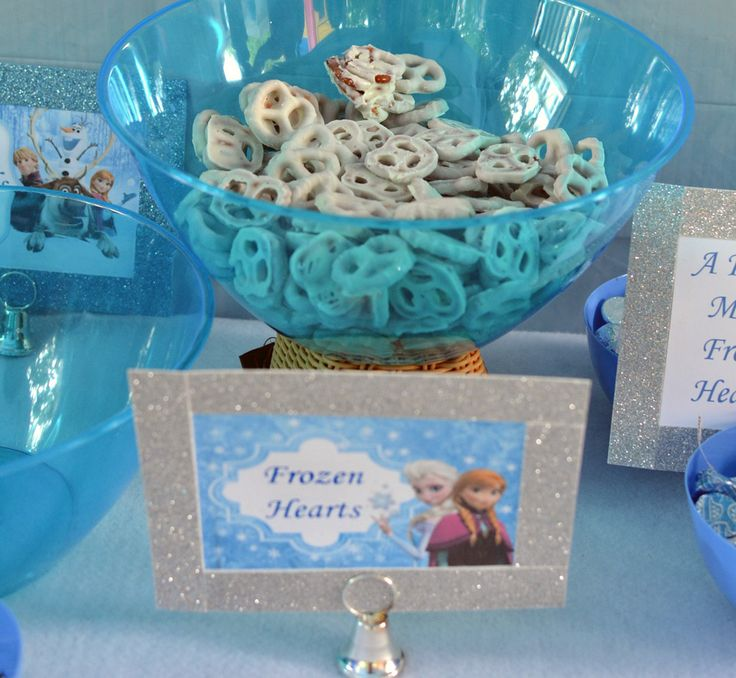 13 best Disney Frozen Birthday Party DIY Ideas images on Pinterest