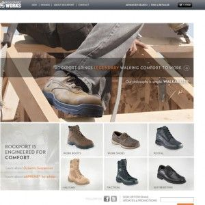Atomicdust Launches New Website for Rockport Works