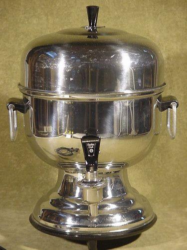 Large 12-30 cup Farberware coffee maker...