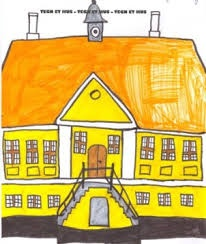 Me and my family lives in the country side, and our house is a beautiful castle. I would love to have a small playhouse in the garden like my house.  Sara, 9 years