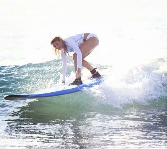 Michelle from the next step surfing!!