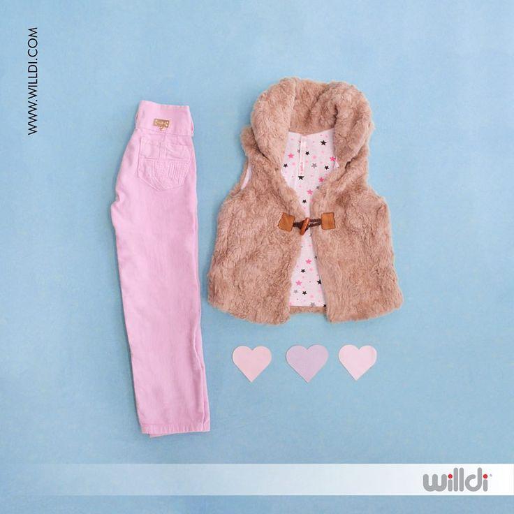 ¡Color Rosa para las mas hermosas! #outfit