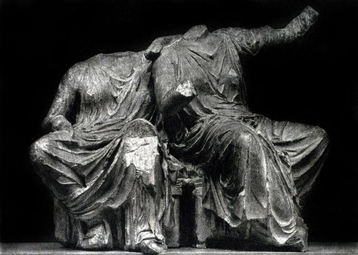 Фидий и его ученики. Оры с восточного фронтона Парфенона