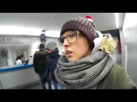 COMPLETAMENTE IBERNATI [Cracovia - Vlog 03 gennaio 2016] - YouTube