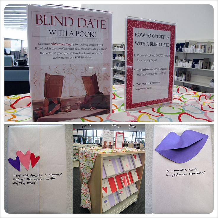 how to go on a blind date