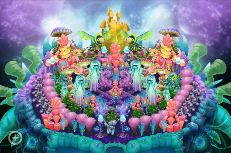 New weekly rank one My singing monsters ethereal island