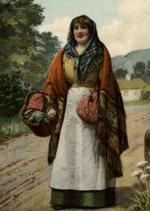 Irish Dress 1905