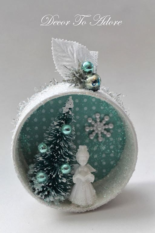 3640 best Christmas Ornaments images on Pinterest | Christmas ...