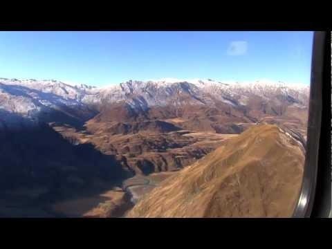 1 June 2012 Take a chopper ride high above Queenstown