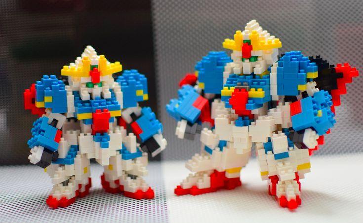 "nanoblock AWARD 2014 ""Z Gundam"""