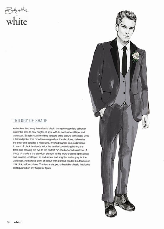 Birdy & Me : Illustrations & Musings by Kelly Smith: suits you, SIR