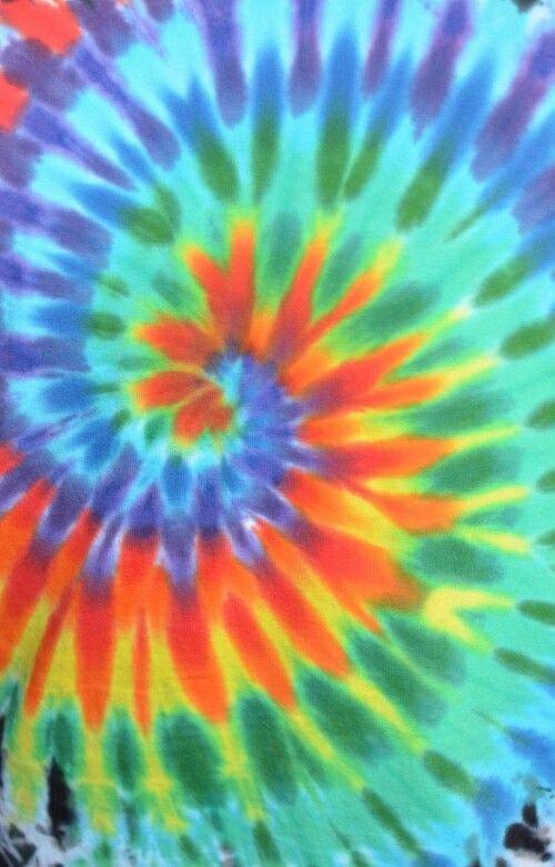 Pretty Tie Dye PatternsWallpaper