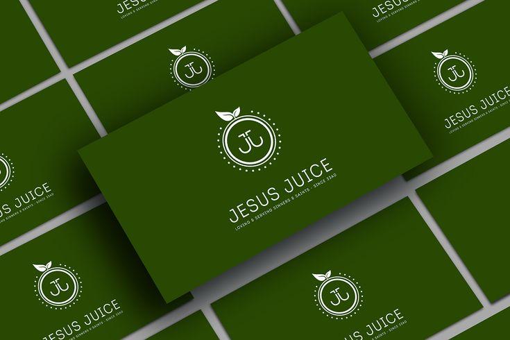 """Check out my @Behance project: """"Jesus Juice"""" https://www.behance.net/gallery/62634401/Jesus-Juice"""
