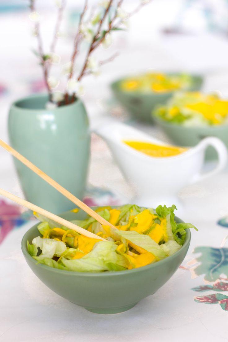 Ginger Salad Dressing Recipe