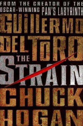 The Strain by Guillermo del Toro: Weird Books, Fist Books Trilogy, Books Worth, Books Lists, Movie, Great Books, Brilliant Books