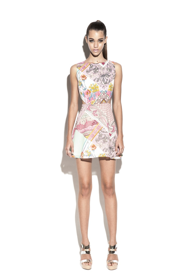 Nookie The Village Cut Out Dress