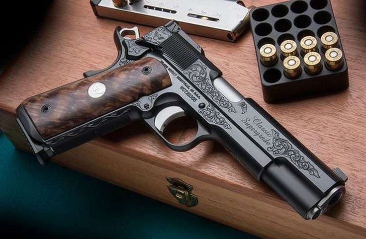 The 1911 Might Be the Best Gun Ever Made (23 Photos) (4)