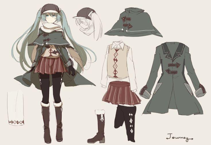 Anime Fashion u2665 | Anime Style | Pinterest | Anime Anime style and Kawaii anime