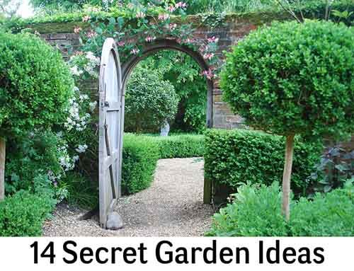 Secret Garden Ideas via Best 25 Secret Garden Door Ideas On Pinterest