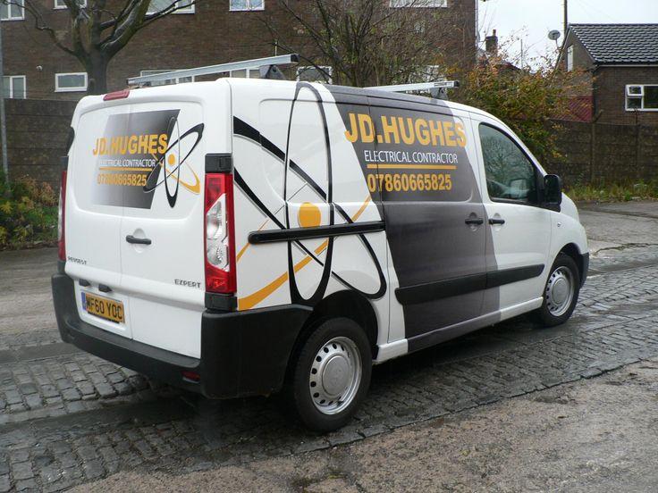 The SignBox Specialists in Fleet Vehicle graphics