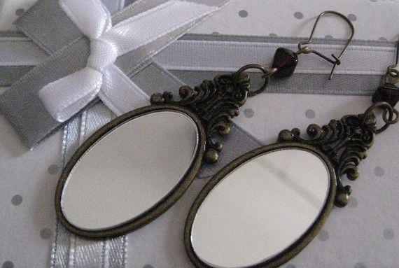 Looking Glass earrings