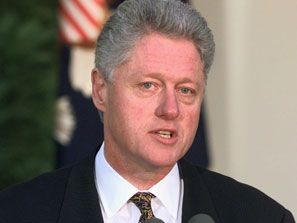 1999 - The impeachment trial of President William Clinton began in the Senate.