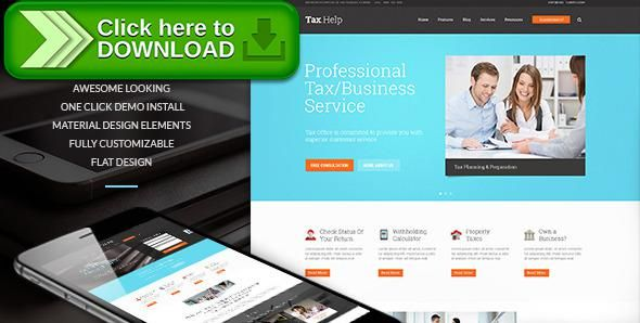 [ThemeForest]Free nulled download Tax Help | Finance & Accounting WordPress Theme from http://zippyfile.download/f.php?id=32468 Tags: accounting, advising, advisory, bookkeeping, business, company, consultation, corporate, finance, financial, income, refund, service, tax, tax help
