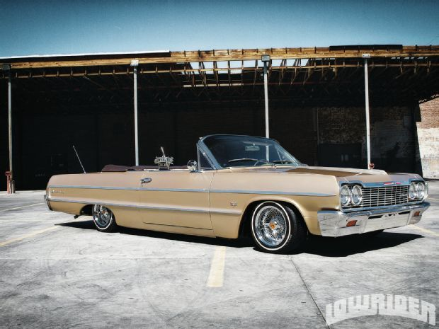 1964 Chevrolet Impala Lowrider - Lowrider Magazine