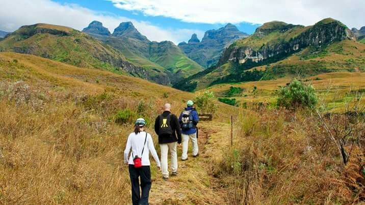 South Africa boasts absolutely exquisite and picturesque terrains. Whilst modern advancements allow for such scenery to be viewed from the comfort of a 4x4, most prefer to explore this rugged beauty, on foot. Hiking in South Africa around the phenomenal mountain ranges is sure to be an unforgettable experience.... #travel #holiday #vacation #safari #tourist #wildlife #southafrica #photosafari #tourism #extremefrontiers #hikingadventures