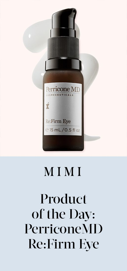 This Eye Serum Makes Puffiness Go Poof!  from InStyle.com