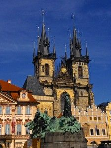 """""""10 things to do in Prague"""" by Hungry Partier"""