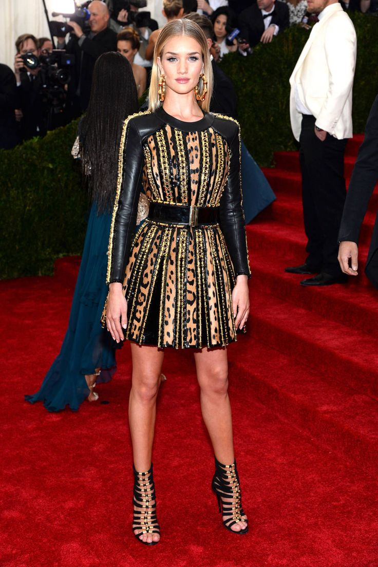 Met Gala 2014 Red Carpet Dresses - Best Red Carpet Fashion Met Ball 2014 - Harper's BAZAAR