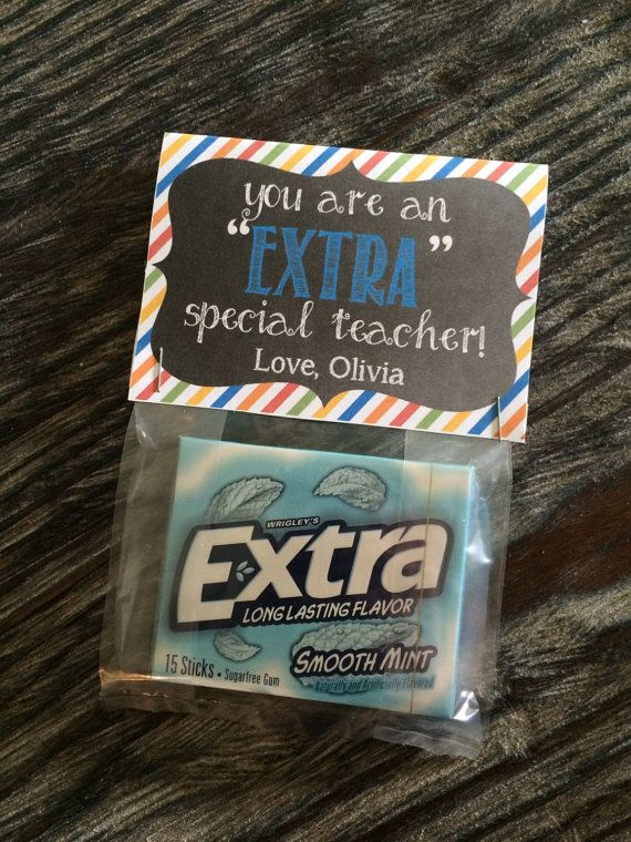 Personalized Teacher Appreciation Or End Of Year Gift