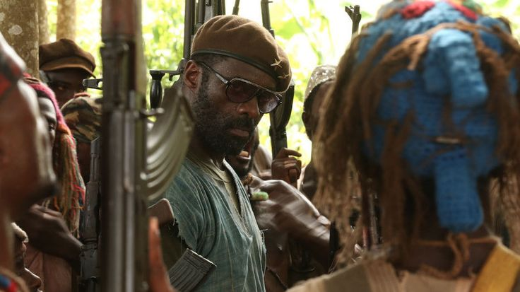 Movie Chains Balk At Netflix's Plan For Simultaneous Release - Idris Elba stars as an African warlord in the forthcoming film Beasts of No Nation. Netflix recently purchased distribution rights for the film for nearly $12 million. But to qualify for an Academy Award nomination, it has to be shown in theaters before or on the same day it plays on TV, online or other platforms. So the streaming service plans to release the film in theaters & online at the same time, an emerging strategy in the…