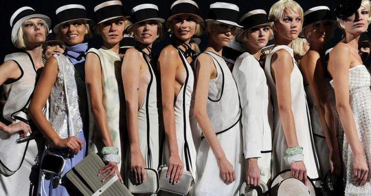 """Inspiración Lipton: los locos años 20 y 30. """"Todo vuelve"""" parece ser la frase de cabecera de la moda de las últimas décadas."""