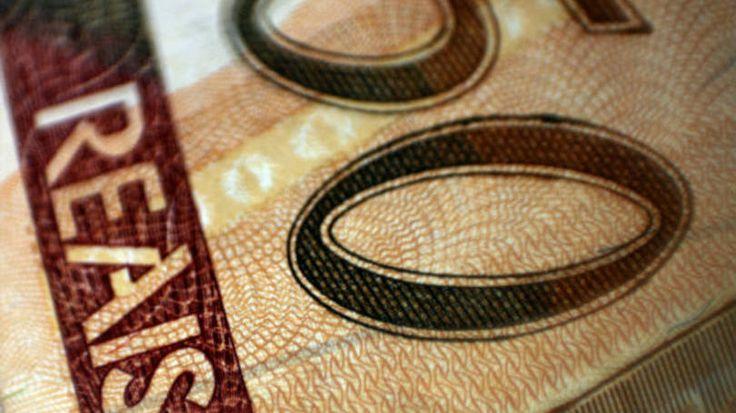 Dinheiro: nota de 50 reais