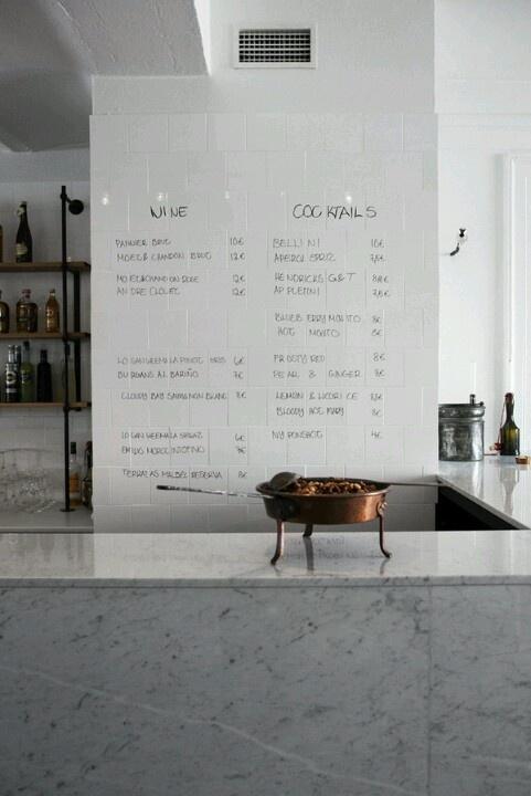 ideas for white tile