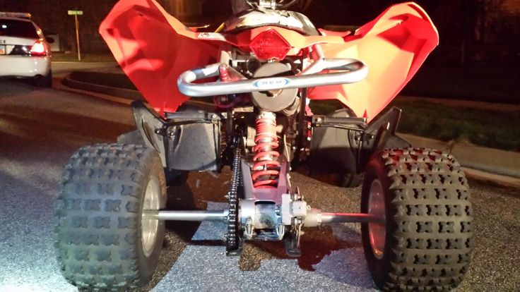 CLINTON, Utah -- A man is in critical condition after crashing an ATV he was riding with his daughter early Saturday morning. Police suspect alcohol was a factor.  At about 4:20 a.m., Clinton City police responded to a noise complaint at 810 West 1520 N. Neighbors told police they heard an ATV running up and down the street.