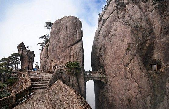 Most nesmrtelných, Čína 3
