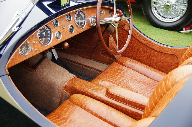 1937 bugatti type 57sc croc interior they don 39 t make em 39 like this anymore great auto design. Black Bedroom Furniture Sets. Home Design Ideas