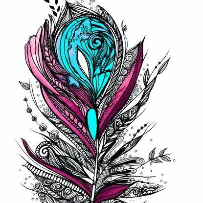 Flower Lover 2 Art Print