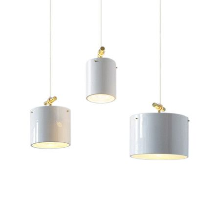 Fresnel+Pendant+Light