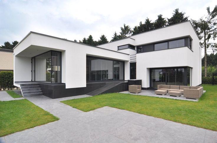 Внешний вид загородного дома в Нидерландах