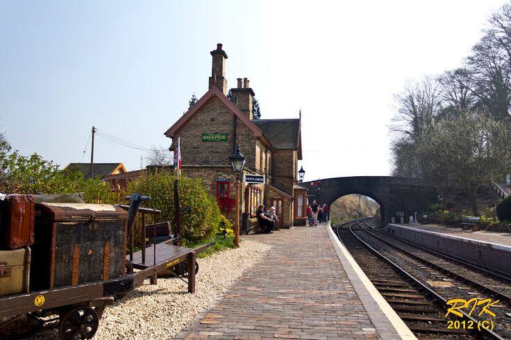 Arley Station 01