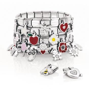 Nomination Charms Bracelet