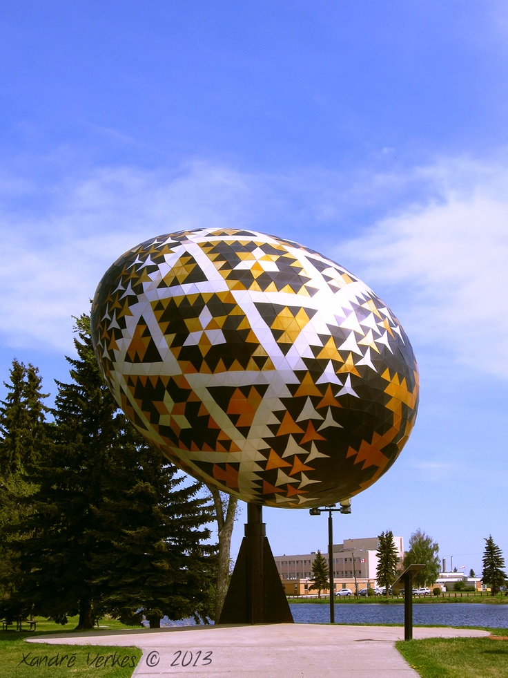 Vegreville (Alberta), Canada